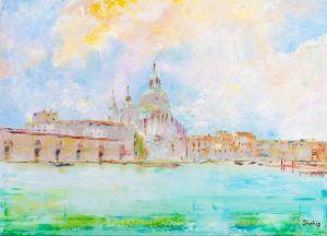Santa Maria della Salute. Venice