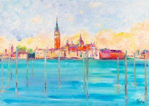 Venice. City of Water