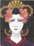 Japanese Lady 2