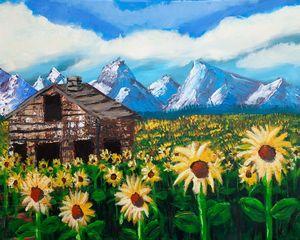 Abandoned Farmstead - KS Donaldson