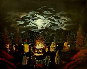 Great Pumpkin - KS Donaldson