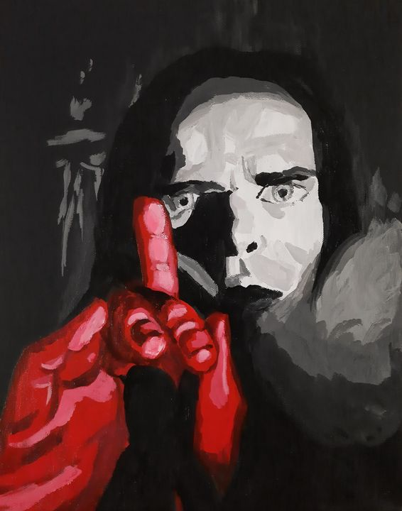 Red Right Hand - KS Donaldson