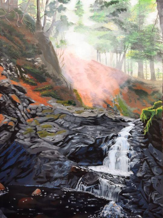 Snake Pit Falls - KS Donaldson