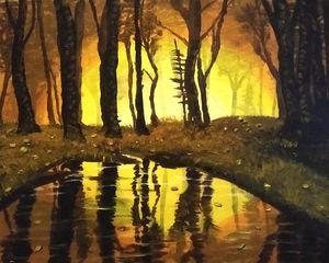 Autumn Oasis - KS Donaldson