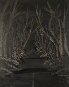 Ghost Forest - KS Donaldson