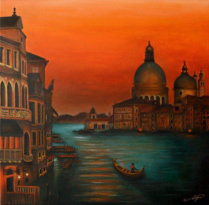Venezia - George Khayat Art