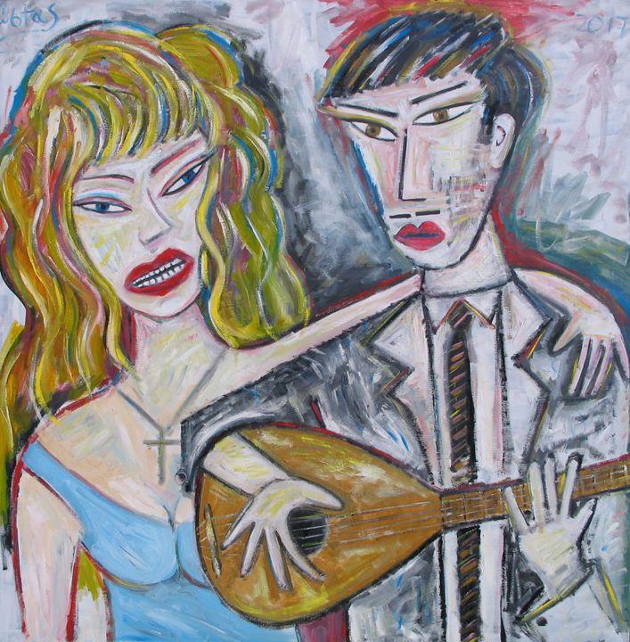 GREEK SONG - Kostas The Artist