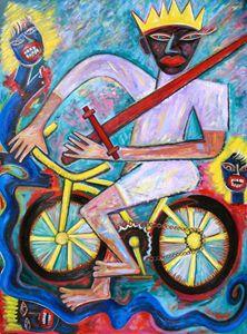 BIKE KING WINNER - Kostas The Artist