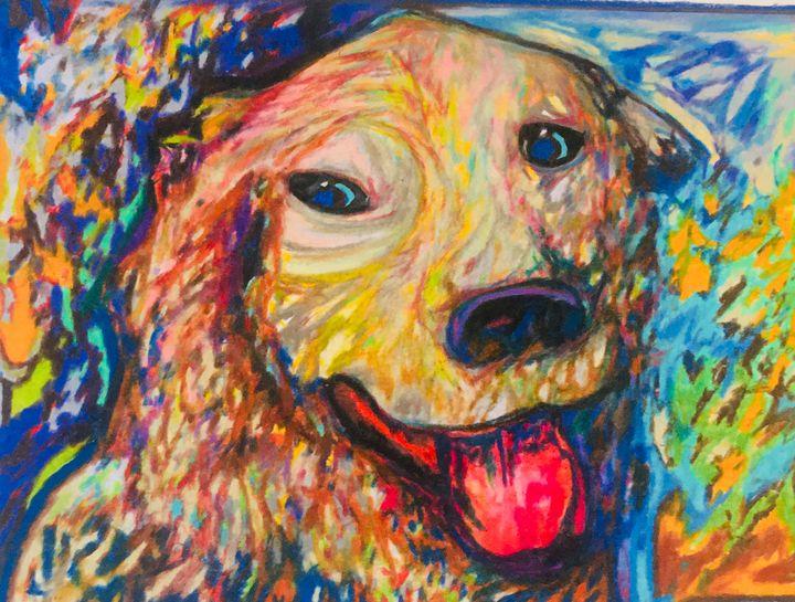 Buddy - Jon Kittleson Portrait Artist