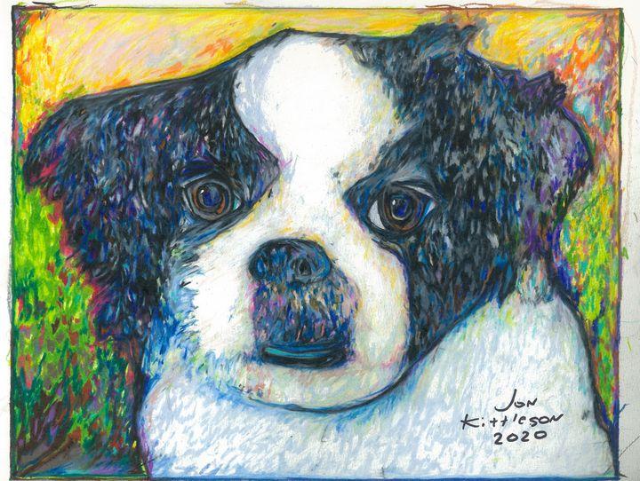 Oreo - Jon Kittleson Portrait Artist