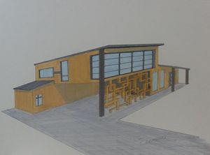 Mid-century/Modern House