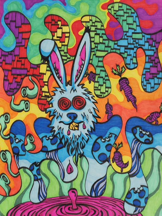 Mad Bunny - Clements Creations