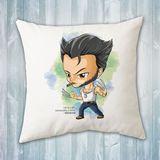Wolverine Pillow Cushion