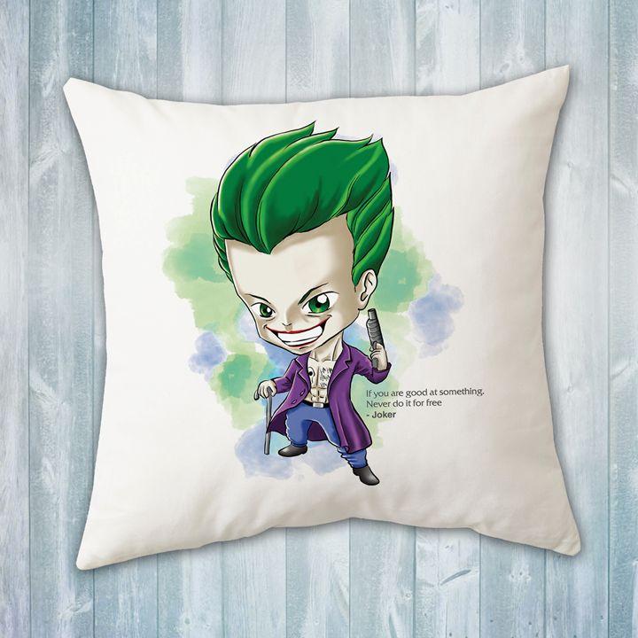 Chibi Joker Pillow - Evershades