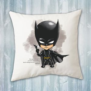 Chibi Batman Pillow
