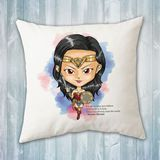 Wonder Woman Pillow Cushion