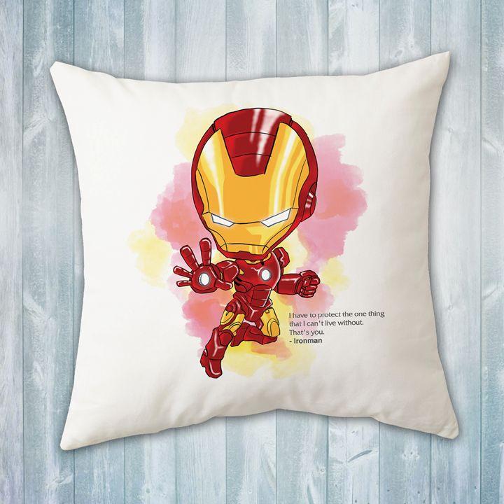 Chibi Ironman Pillow - Evershades