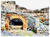 Merlin Watercolors