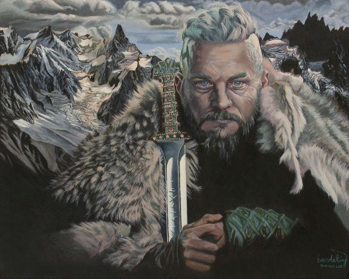 Ragnar Lothbrok - Evan Arking
