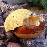 Arizona Pepper Gourd Bowl