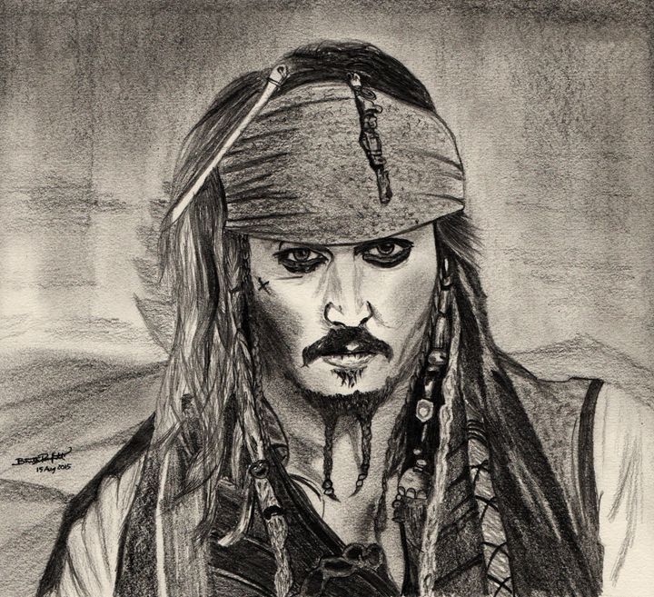 Jack Sparrow - Graphite Experiments