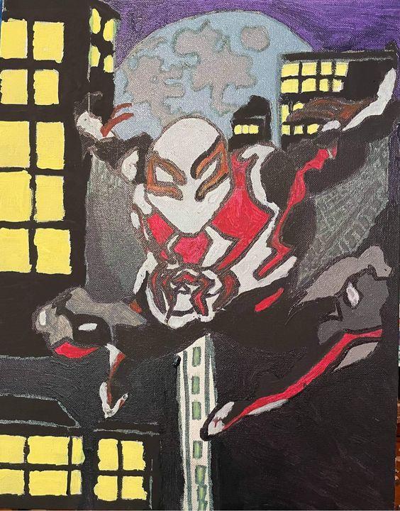 Spider-Man 2099 - Jose Virgen