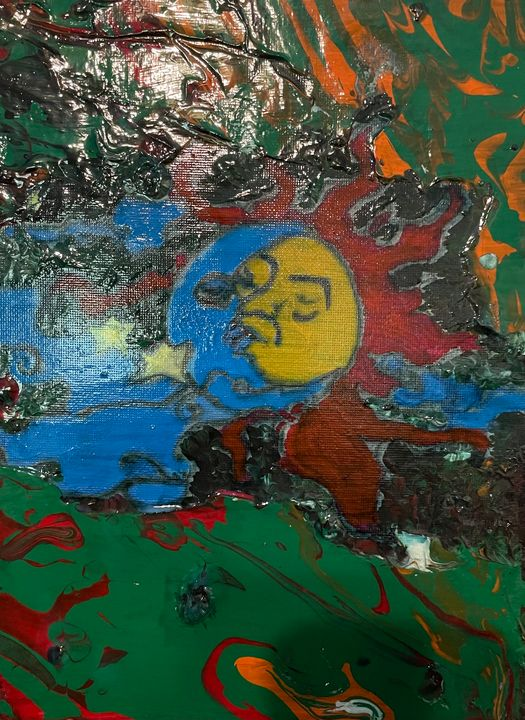 Moon and the Sun - Jose Virgen