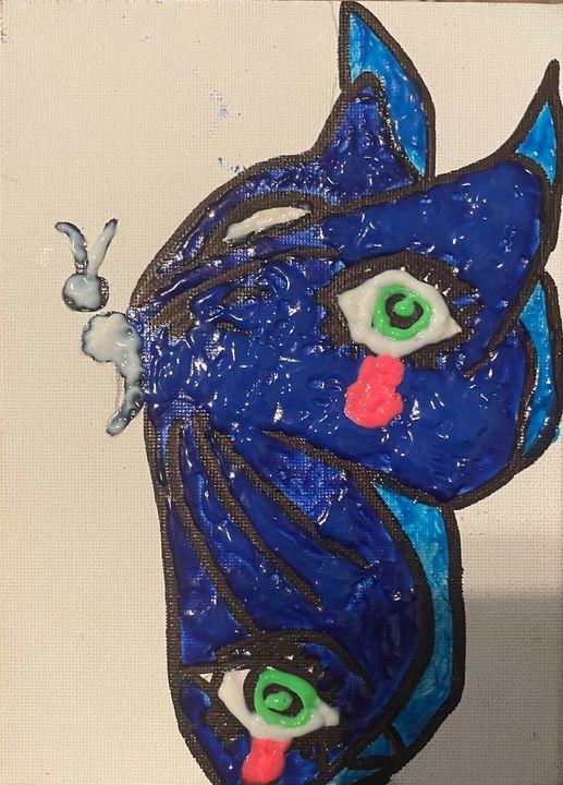 Semicolon butterfly - Jose Virgen
