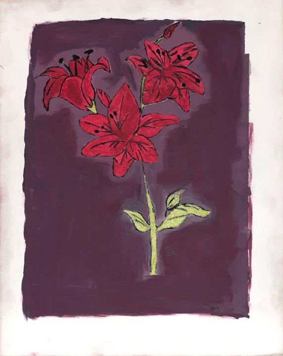 Lily flowers - Jose Virgen