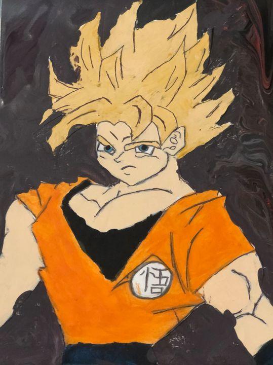 Goku - Jose Virgen