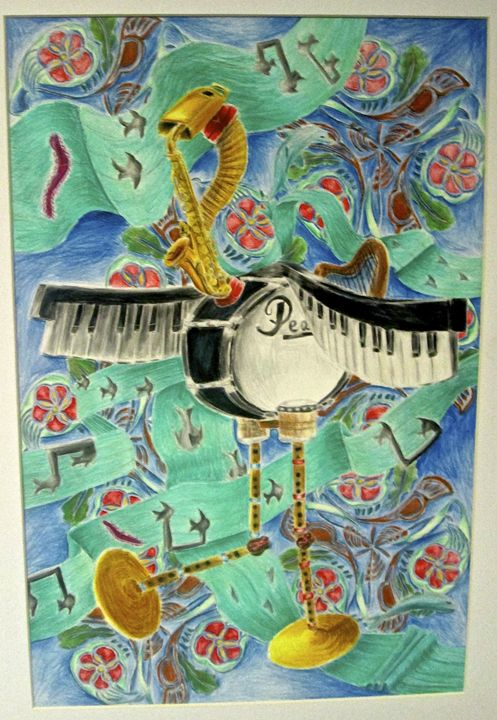 One Bird Band - The Autistic Artist