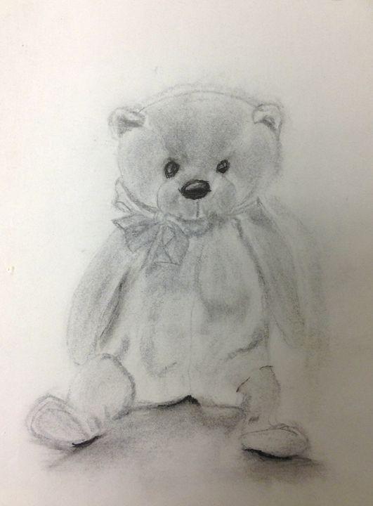 Beanie Bear - The Autistic Artist