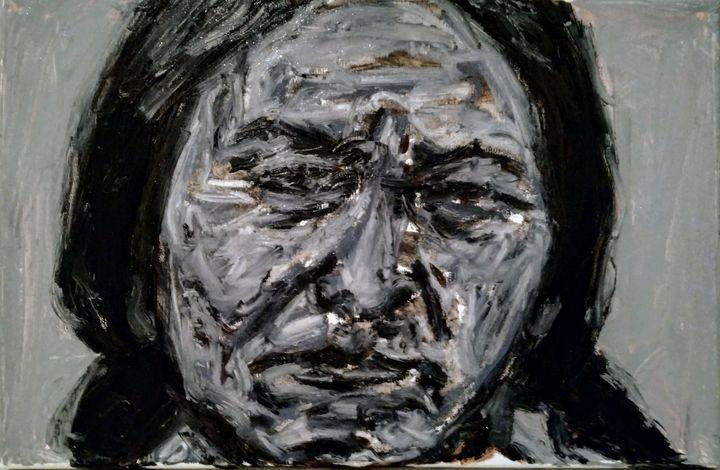 Sitting Bull - G.H. Rabbath