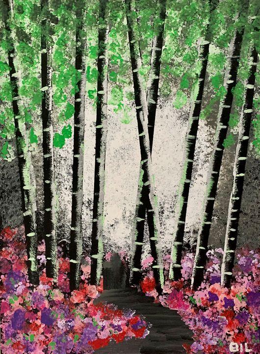 Paint n sip - Artworks by BIL
