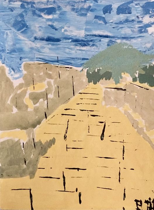 Road to Heaven - Artworks by BIL