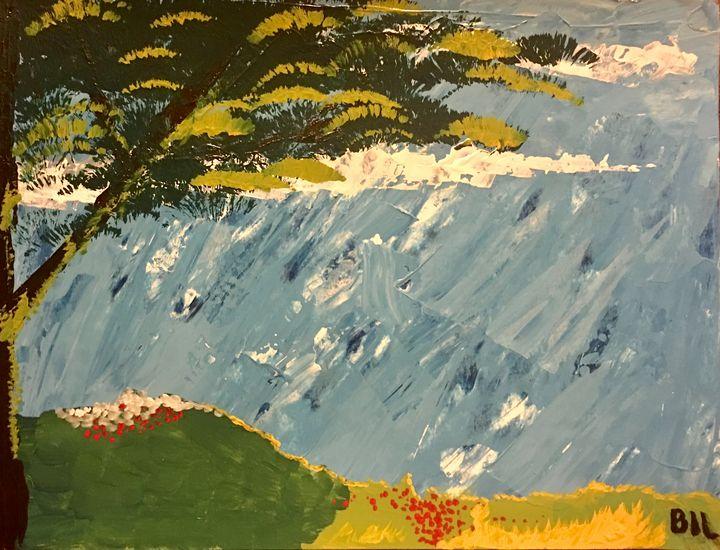 Sea of Galilee - Artworks by BIL