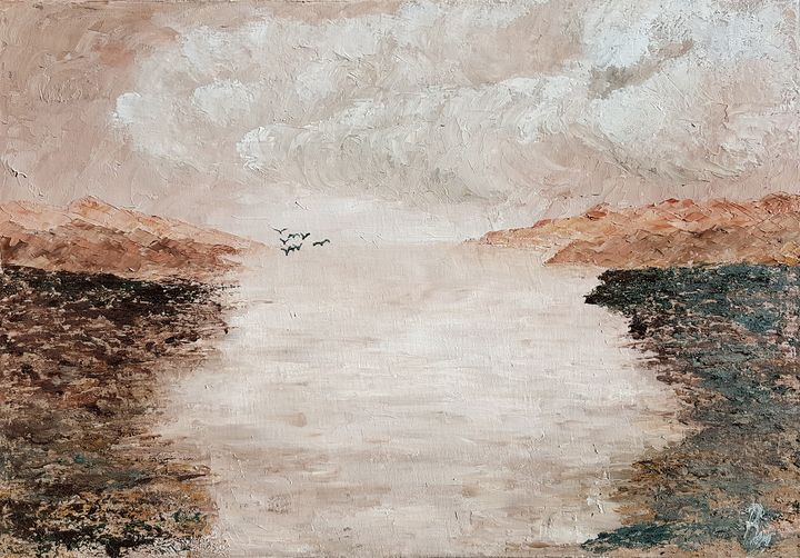Crows and Clouds - Ruggero Ruggieri
