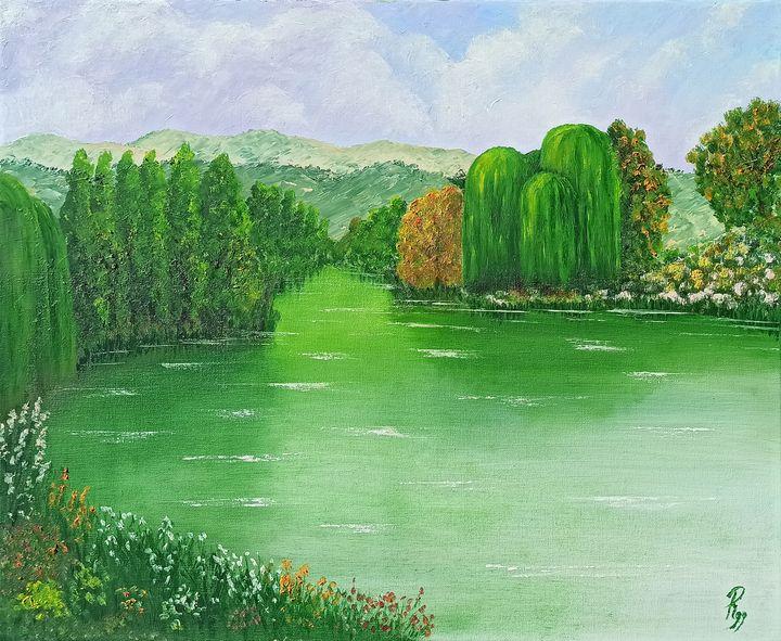 A corner of paradise - Ruggero Ruggieri