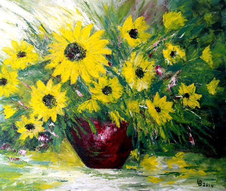 sunflowers - albo gallery