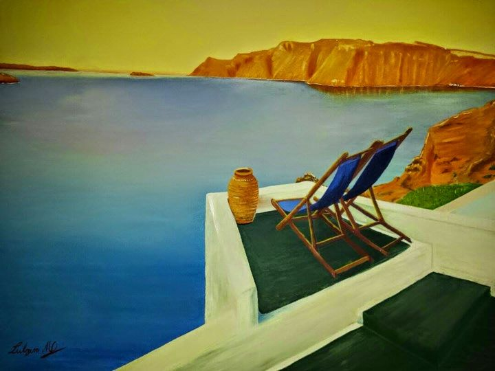 Simi island Greece By Lulzim Murati - albo gallery