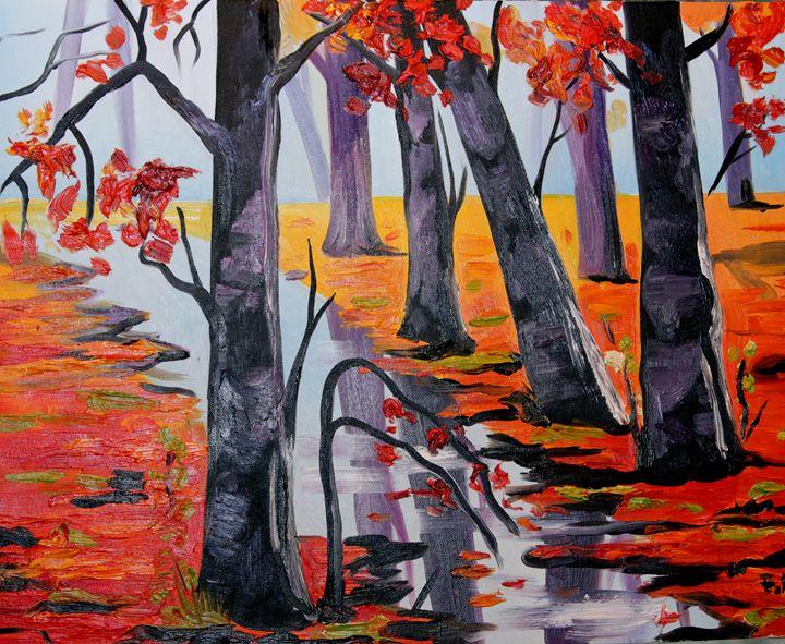 Autumn by Fabjola Bramo - albo gallery