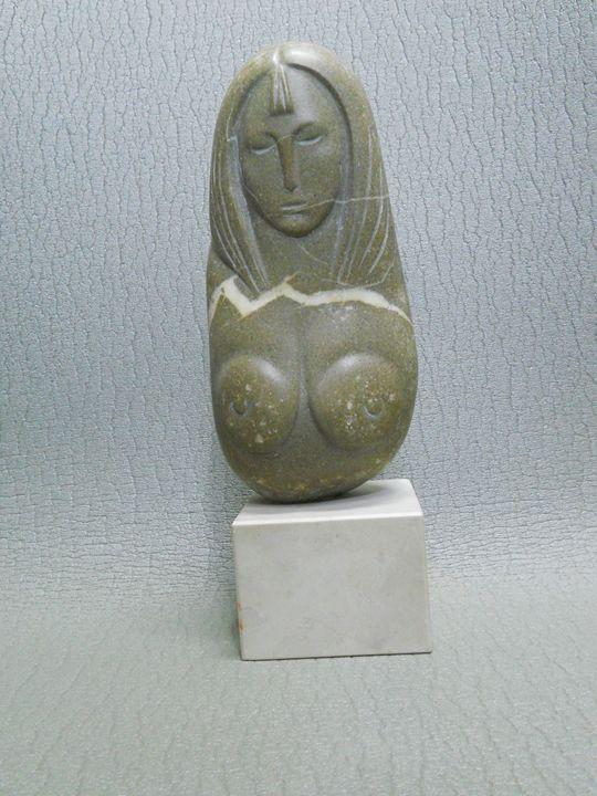 Nude by Ibrahim Reci - albo gallery