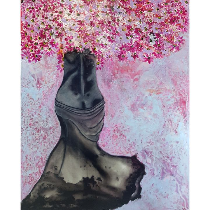 In chrysanthemums - Knabengof