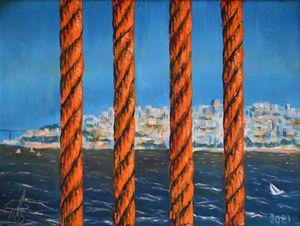 Oil - The Golden Ropes