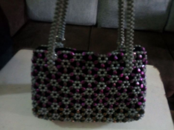 School Ladies - Bead Bags