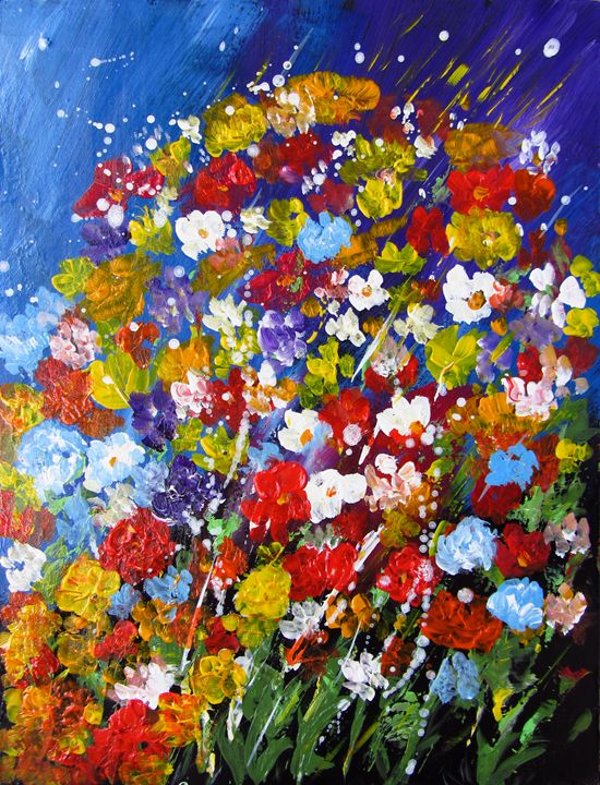 Flowers - Artlu