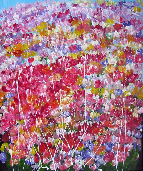 Flowers fantasy - Artlu