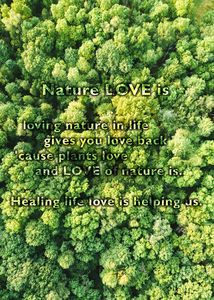 Nature LOVE is