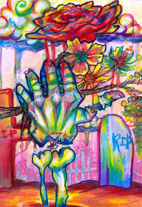 TIl Death do we part - Lemondropz art