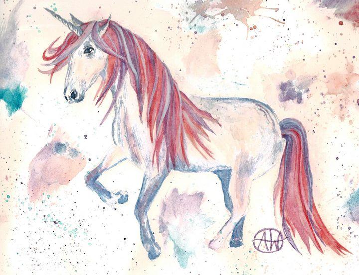 Unicorn - Angie Worlton